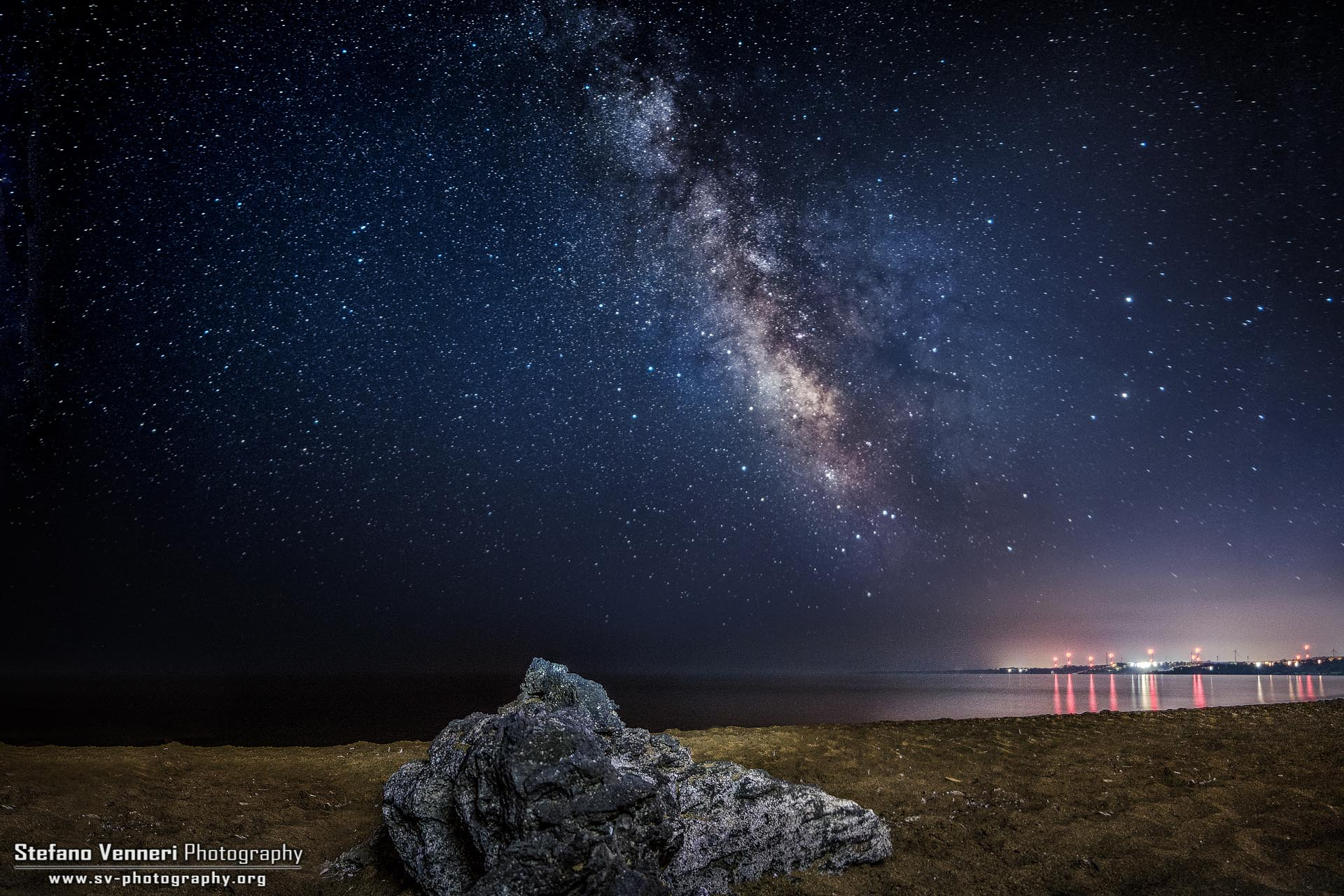 Milky Way - Mare Pulito